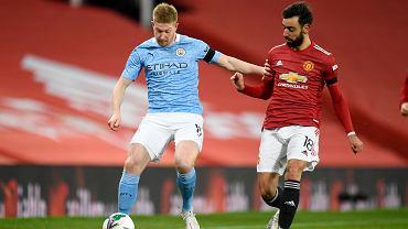 Fantastyczna seria City przerwana! United lepsze w derbach. Dramat Liverpoolu