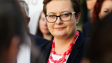 Katarzyna Lubnauer o 'jedynkach' Koalicji Europejskiej: 'Nie jesteśmy zachwyceni'
