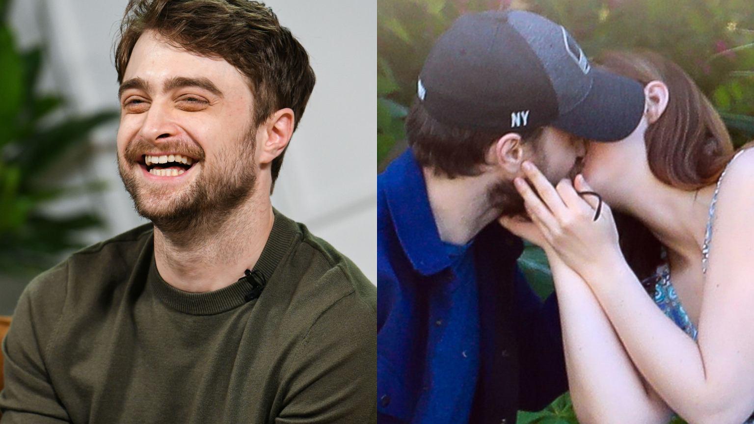 Daniel Radcliffe ma dziewczynę. To piękna aktorka i jest od niego starsza