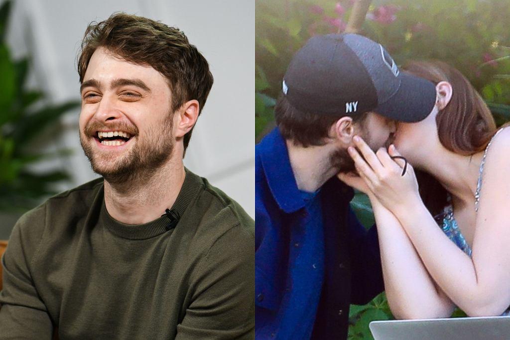 Daniel Radcliffe i Erin Darke