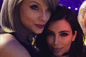 Taylor Swift, Kim Kardashian