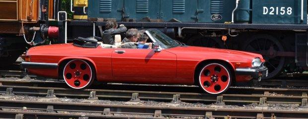 Top Gear archiwalne zdjęcia