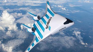 Airbus pokazał model samolotu nowej generacji. MAVERIC wygląda jak z Gwiezdnych Wojen