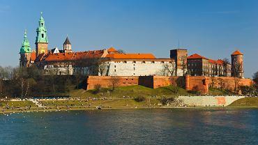 Zamki w Polsce - Zamek Królewski na Wawelu / Shutterstock