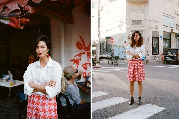 Modelki Balaganu to często ich znajome z Tel Awiwu