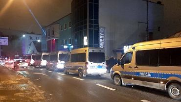 Policja interweniowała w klubie Face2Face w Rybniku.