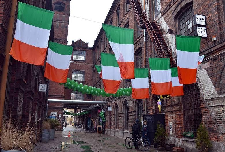 Dni Irlandii w OFF Piotrkowska. Dzień św. Patryka