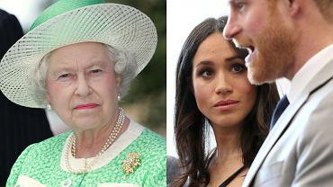 Meghan Markle i książę Harry nie będą już
