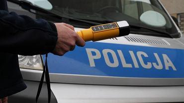 Alkomat policyjny (zdjęcie ilustracyjne)