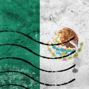 znaczek Meksyk