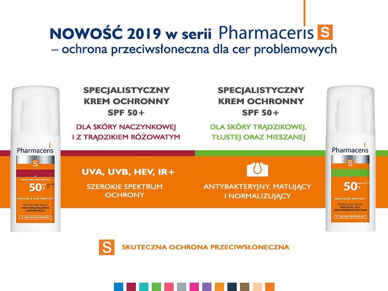 Nowości od Pharmaceris