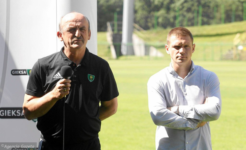 Piotr Piekarczyk (z lewej) i Grzegorz Proksa