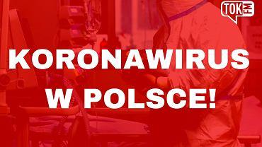 Koronawirus w Polsce. Minister zdrowia potwierdził pierwszy przypadek zarażenia w woj. lubuskim