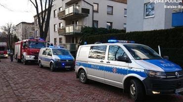 6-latka chodziła po dachu domu w Bielsku-Białej.