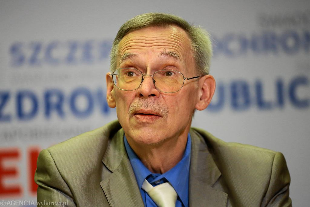 Wirusolog prof. Włodzimierz Gut