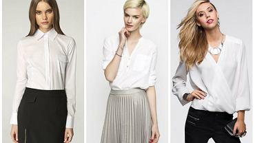 Damska koszula - element wielu stylizacji