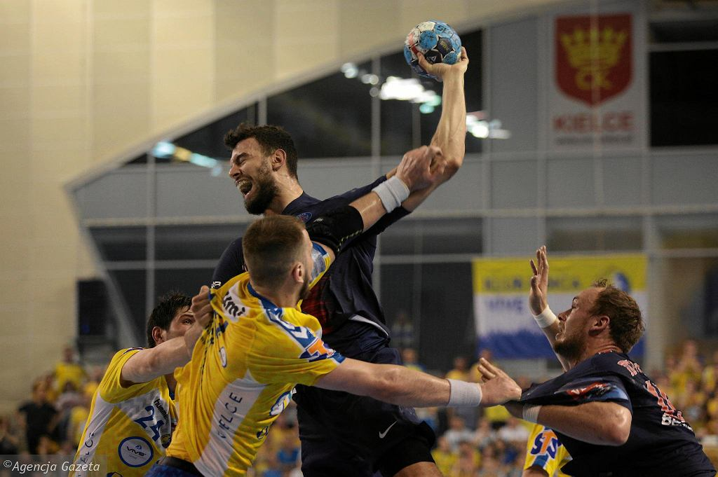 Mecz PGE Vive Kielce - PSG