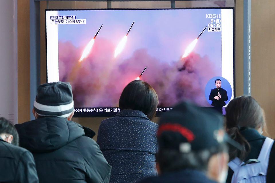 Znalezione obrazy dla zapytania: Korea Północna