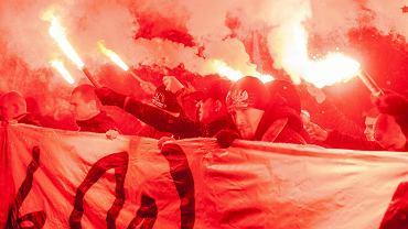 11 listopada we Wrocławiu. W ubiegłym roku  demokraci zablokowali marsz z narodowców.