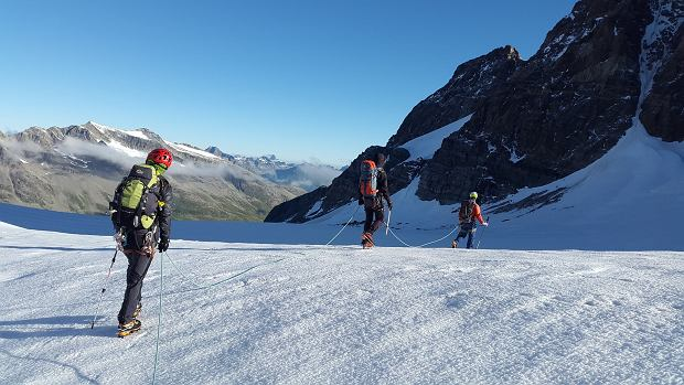 trekking zimą