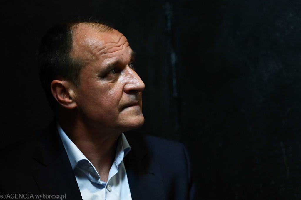 Paweł Kukiz: Jarosław Kaczyński nie namawiał mnie do przystąpienia do koalicji rządzącej