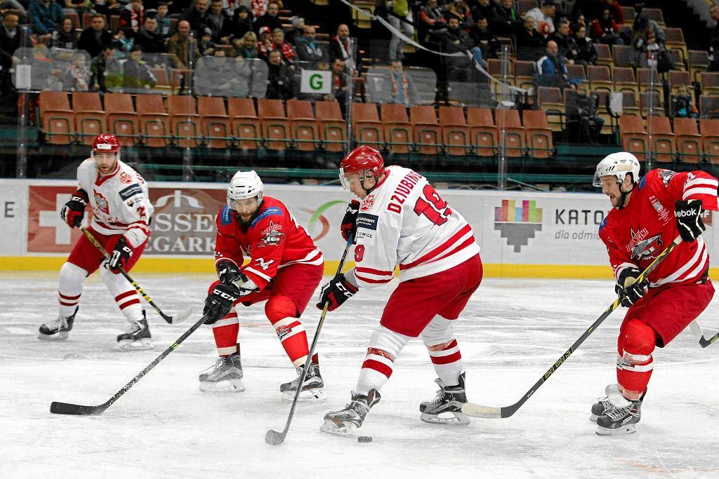 Reprezentacja Polski w hokeju na lodzie
