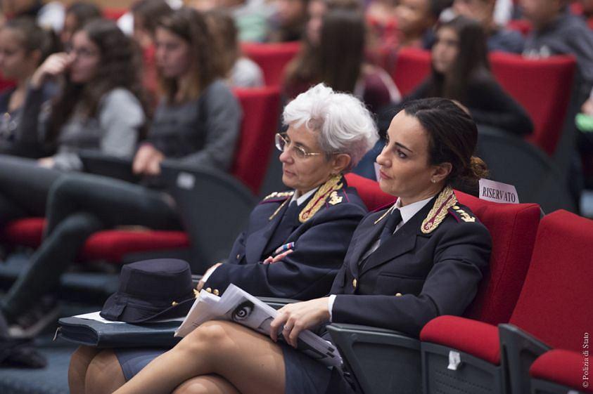Francesca Capaldo i Roberta Rizzo