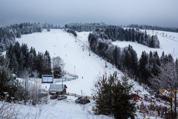 Zdjęcie numer 2 w galerii - Polskie stoki. Stacja narciarska Azoty - Krynica Zdrój [DOJAZD, INFRASTRUKTURA, CENY]