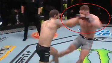 Co za nokaut w UFC