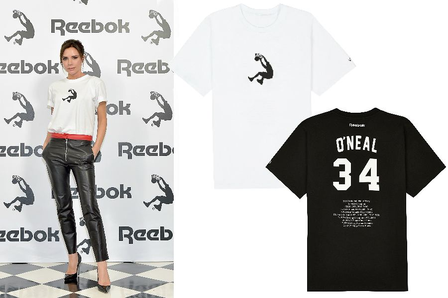 nowa kolekcja Reebok x Victoria Beckham
