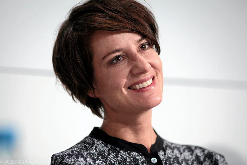 Maja Ostaszewska na 40. Festiwalu Filmowym w Gdyni