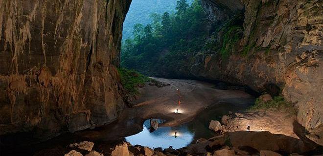 Słynni nurkowie dokonali odkrycia w największej jaskini świata