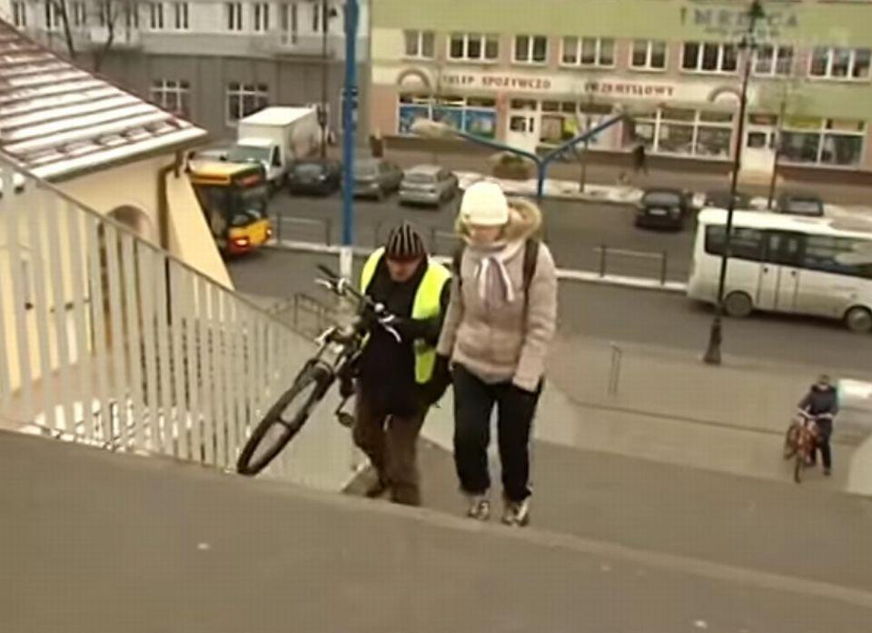 Tragarze w Grodzisku Mazowieckim