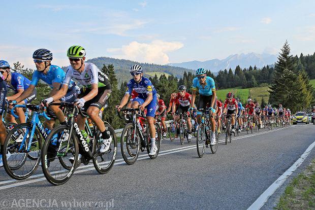 Wyciekł plan kalendarza kolarskiego. Tour de Pologne zostanie skrócony!