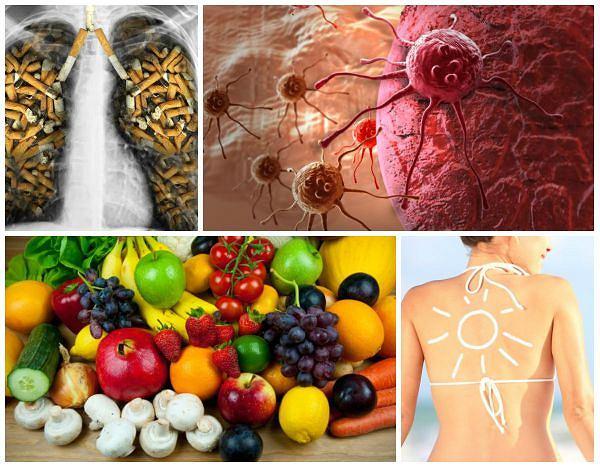 Odpowiedni styl życia i nawyki pozwolą zminimalizować ryzyko pojawienia się większości nowotworów