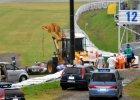 F1. Raport FIA: Jules Bianchi nie zwolnił dostatecznie