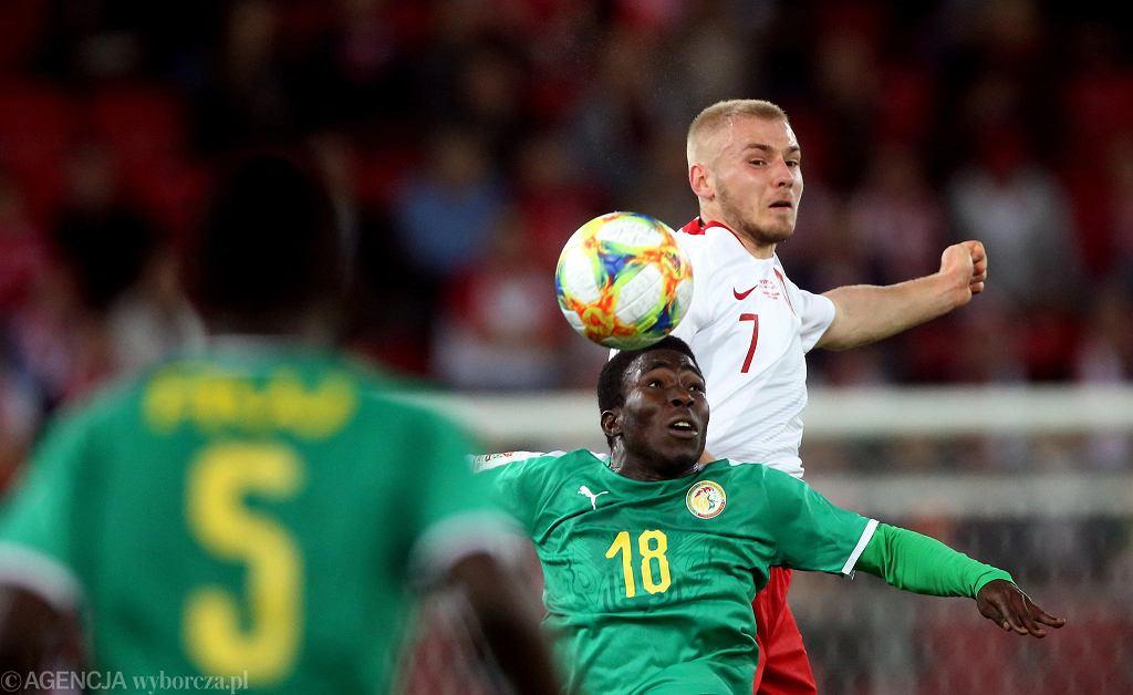 Mistrzostwa świata do lat 20, Polska - Senegal 0:0. Tomasz Makowski