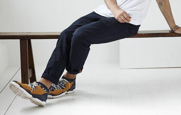 Kolekcja Adidas blue, moda męska, adidas