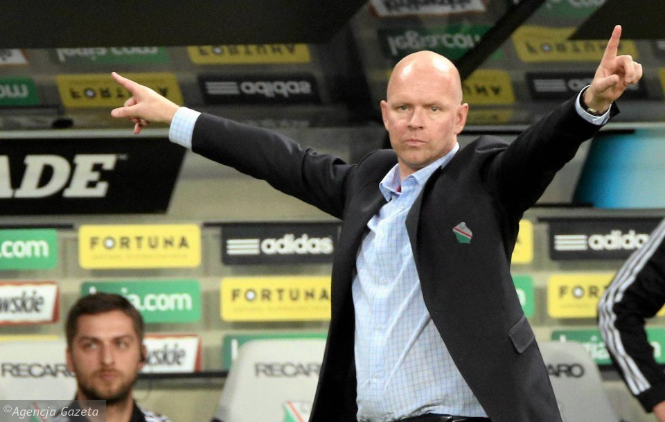 """Ago Today """"Is this the way to Legia"""