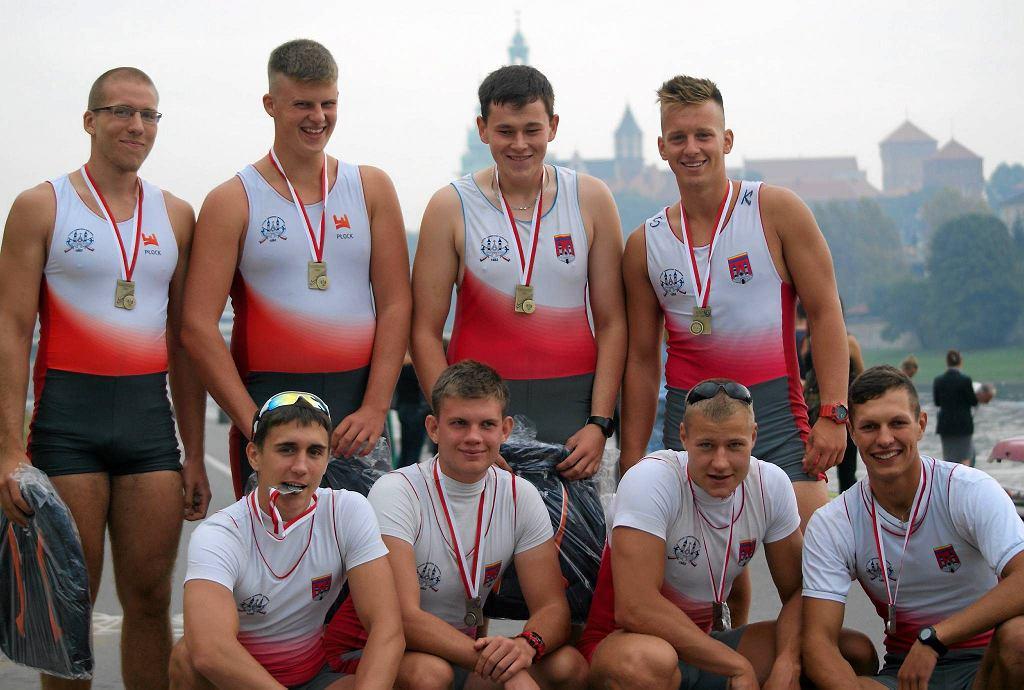 Zawodnicy PTW Płock