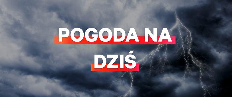 Pogoda na dziś - środa 19 czerwca. Synoptycy ostrzegają przed burzami