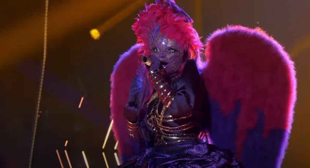 Night Angel Performs 'River Deep Mountain High' By Tina Turner | Season 3 Ep. 18 | THE MASKED SINGER