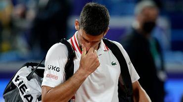 Sensacyjna porażka Djokovicia w