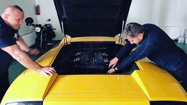 Mariusz Pudzianowski żartuje na swoim Instagramie