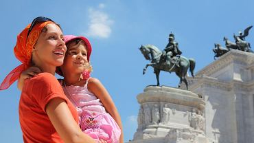 Wakacje z dziećmi: Rzym, Włochy / fot. Shutterstock