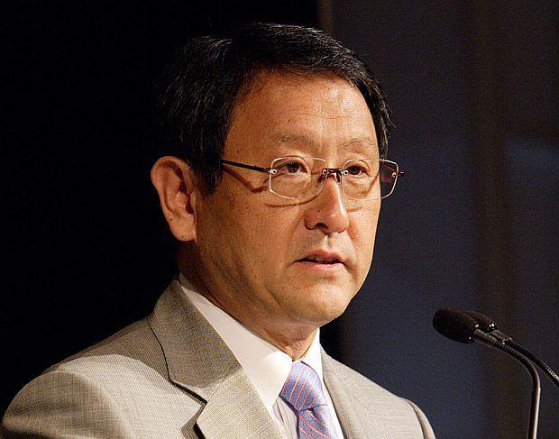 Toyoda to najmłodszy szef w historii Toyoty. Ma 57 lat