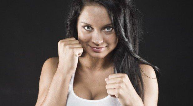 Katarzyna Lubońska zawalczy na kwietniowej gali Ladies Fight Night!