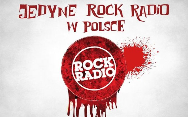 Słuchaj Rock Radia online!