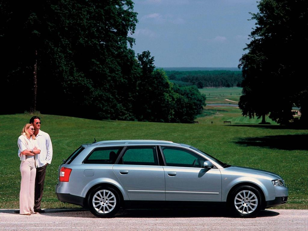 Audi A4 B6 - Multitronic