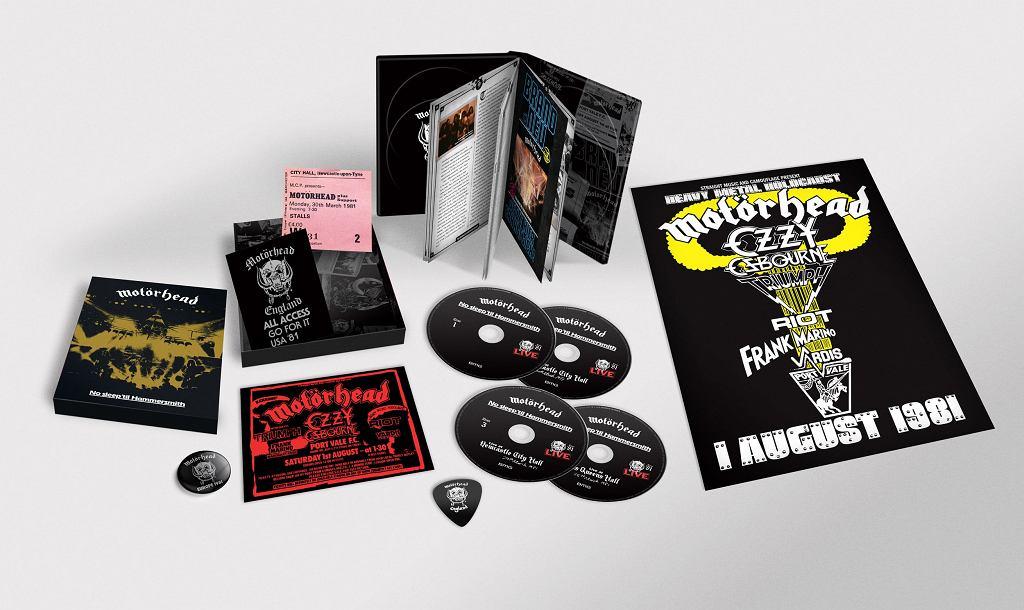 Motörhead - box